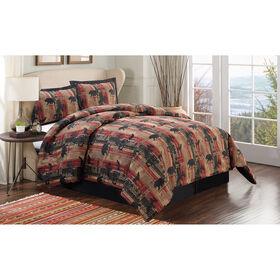 Picture of Rhinebeck 8 Piece Comforter Set, Queen