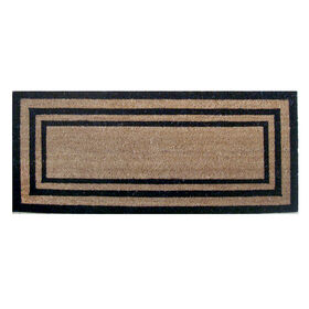 Picture of Border Double Doormat 20 X 46-in