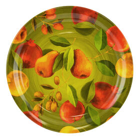 Picture of Fruits Siena Melamine Salad Plate