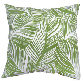Picture of Fantasy Foliage Fossil Pillow- 24 in.