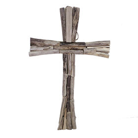 Picture of 25-in. Driftwood Cross