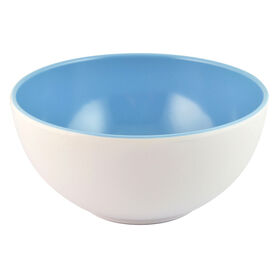 Picture of Indigo Melamine Small Bowl - Denim Blue and White