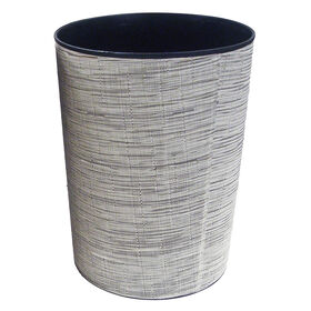 Picture of DECO WRAP WASTE BIN LT GRY