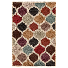 Picture of B114 Posy Pearl Mesa Rug