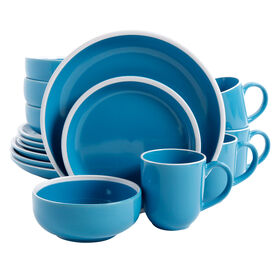 Picture of OROFINO 16PC DW RD SET TURQ