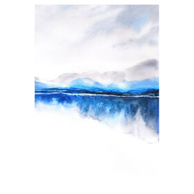 Picture of GA TEX 30X40 EMB AMONG CLOUDS