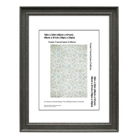Picture of 18 X 24-in Espresso Gwen Poster Frame