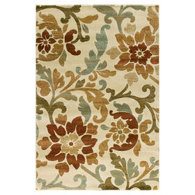 Picture of D24 Cream Delphine Rug- 8x10 ft
