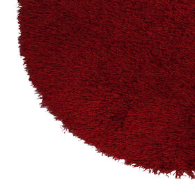 Picture of Red Senses Shag Accent Rug 3 ft