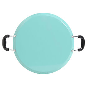 Picture of Delicioso San Miguel 14-in Comal Pan - Teal