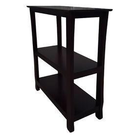 Picture of THICK LEG BOOKCASE 3SH 29  BLK
