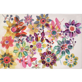 Picture of 36 X 24-in Candy Flowers Studio Art