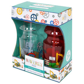 Picture of BOYS SPORTS BOTTLE ROBOTIC