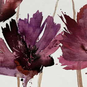 Picture of 35 X 35-in Oversized Flower Gallery Art