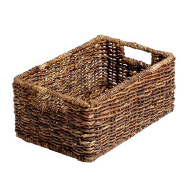 Picture of Abaca Rectangular Basket - Small