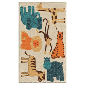 Picture of Safari Kids Rug, 32 x 54
