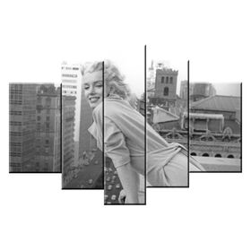 Picture of 40 X 20-in Staggered Marilyn Monroe Studio Art