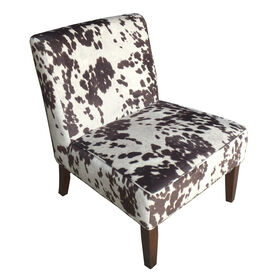 Picture of Slipper Chair - Brown