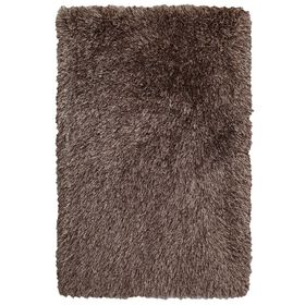 Picture of Tri-Mocha Senses Shag Accent Rug 27 X 42-in