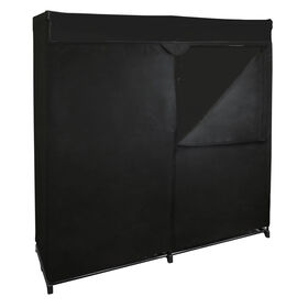 Picture of Wardrobe Closet - Black, 60-in.