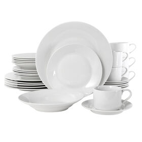 Picture of  ROSENDAL 30PC DW ROUND WHITE