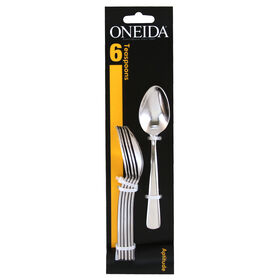 Picture of Oneida Aptitude Tea Spoons - Set of 6