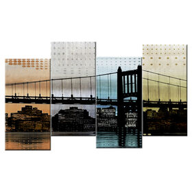 Picture of 40 X 20-in 3D Shades Badge Studio Art