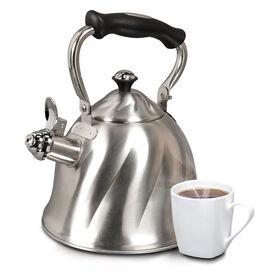 Picture of Alderton 2.3 Quart Tea Kettle - Stainless Steel