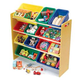 Picture of 12 Bin Children's Toy Organizer