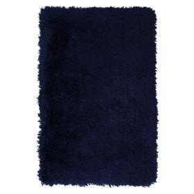 Picture of Indigo Blue Senses Shag Accent Rug 27 X 42-in