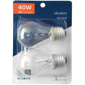Picture of Clear Ceiling Fan Light Bulb- 2 Pack