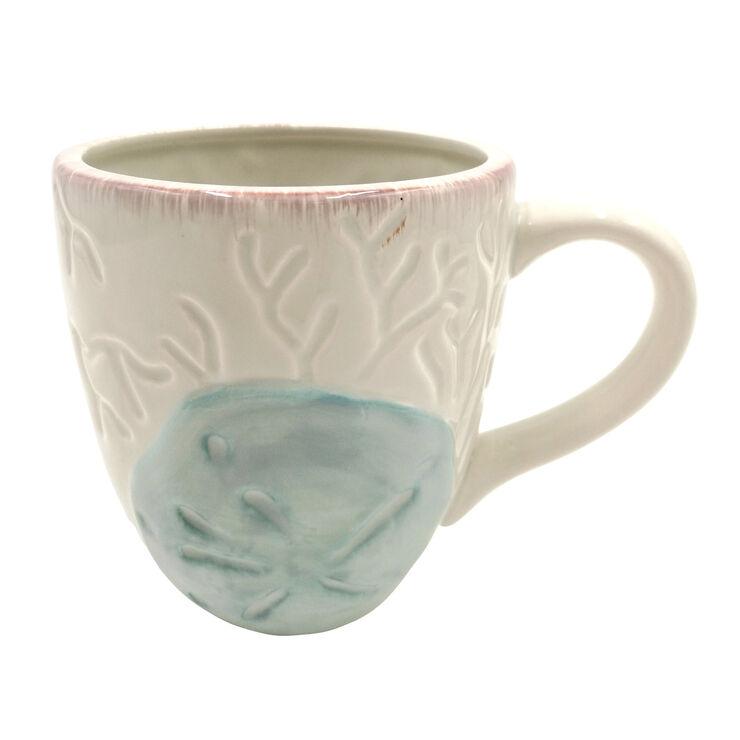 Coastal Mugs- Set of 4