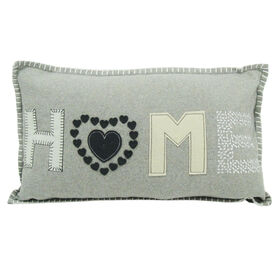 Picture of  HEARTFELT HOME GREY 12X19