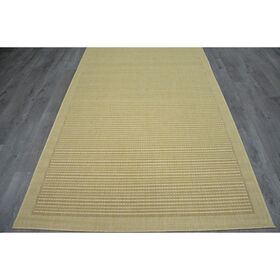 Picture of Natural Outdoor Miami Sisal Rug 5 X 7 ft