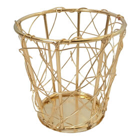 Picture of Wire Pencil Cup - Gold