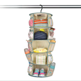 Picture of 5 TIER SMART CAROUSEL ORG