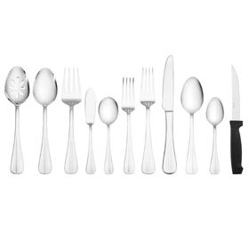 Picture of Pflatzgraff Simplicity 53 Piece Flatware Set