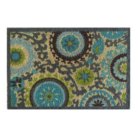 Picture of Suzani Collection Doormat 18 X 27-in