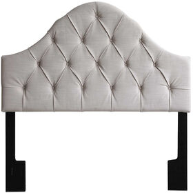 Picture of Natural Tuxedo Full/Queen Headboard