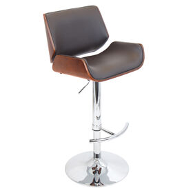 Picture of Black Santi Barstool