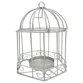 Picture of 5.25IN SILVER BIRDCAGE