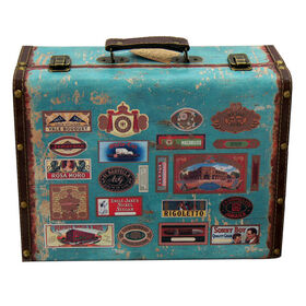 Picture of WD SUITCASE TRAVEL 13.75X9.75
