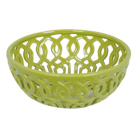 Picture of Cutout Lime Green Fruit Bowl