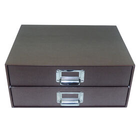 Picture of 2 DRAWER FLAT FILE-TAUPE
