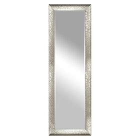 Picture of 12 X 48-in Pewter Olivia Mirror