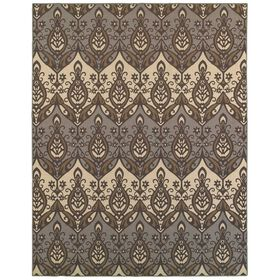 Picture of E155 DAMASK RUG 94 X 120 GREY