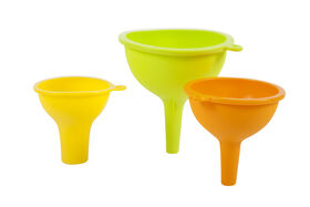 Picture of 3-Piece Funnel Set, Assorted  (sold separately)