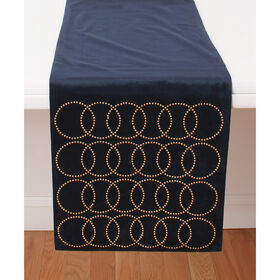 Picture of RHONDA RUNNER 14X72 NAVY