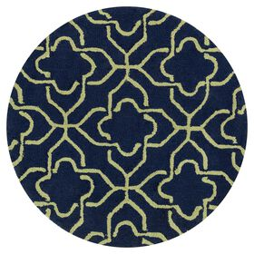 Picture of FRAC GEO NAVY GREEN 3X3 ROUND