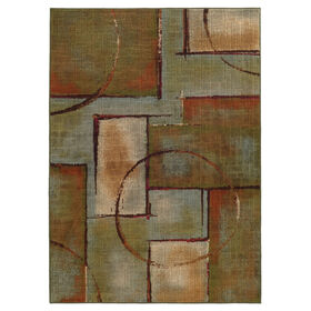 Picture of D116 Exeter Optic Rug- 5x7 ft